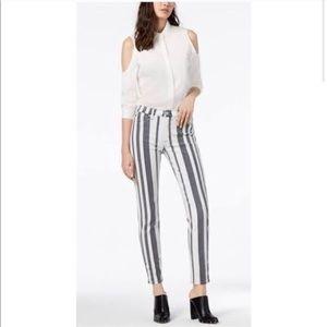 Hudson- Barbara Skinny Jeans